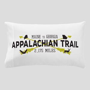 Hip Appalachian Trail Retro Badge Pillow Case