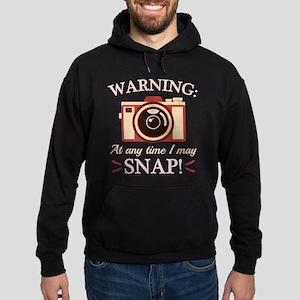 I May Snap Hoodie (dark)