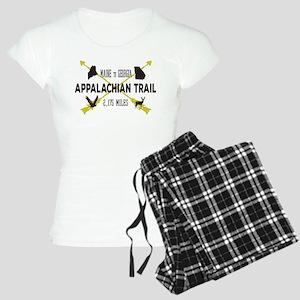 Cool Appalachian Trail Hiki Women's Light Pajamas