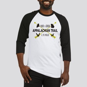 Cool Appalachian Trail Hiking Badg Baseball Jersey