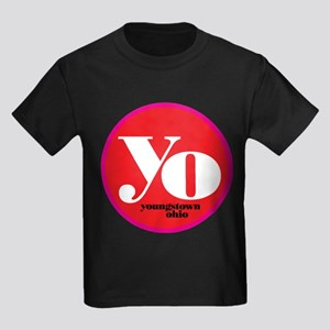 RED-Yo! Kids Dark T-Shirt