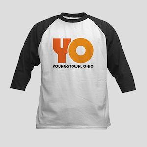 YO-Youngstown Kids Baseball Jersey