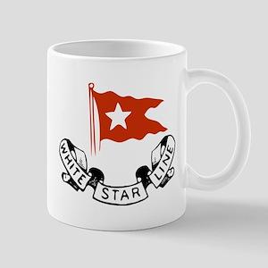 WhiteStar Mugs