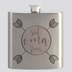 Best Oma Ever Flask