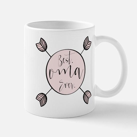 Best Oma Ever Mugs