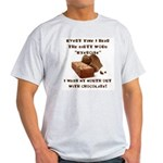 Chocolate Light T-Shirt