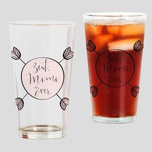 Best Mimi Ever Drinking Glass