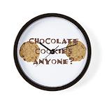 ChocolateCookies? Wall Clock