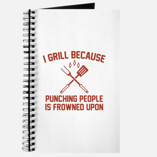 I Grill Journal