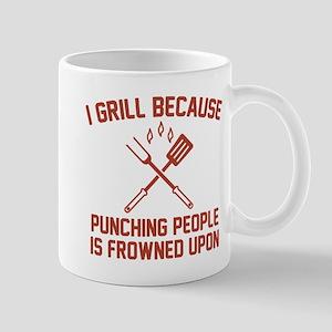 I Grill Mug
