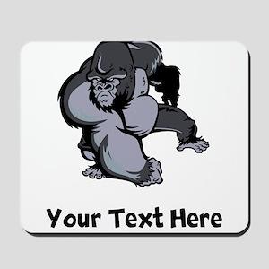 Big Gorilla (Custom) Mousepad