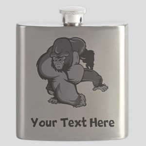 Big Gorilla (Custom) Flask