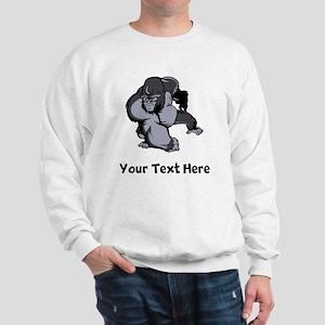 Big Gorilla (Custom) Sweatshirt