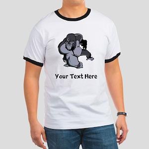 Big Gorilla (Custom) T-Shirt