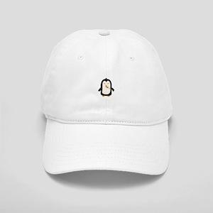 Penguin with sushi Cap