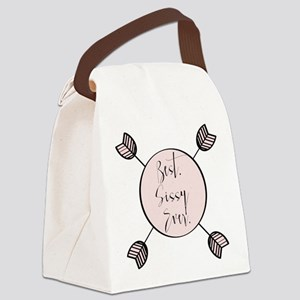 Best Sissy Ever Canvas Lunch Bag