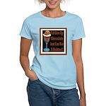 Chocolate Quitter 1 Women's Light T-Shirt