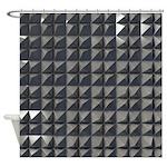 Aluminium Shower Curtain