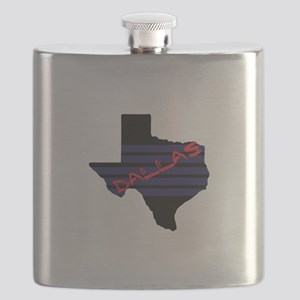 Support Dallas Flask