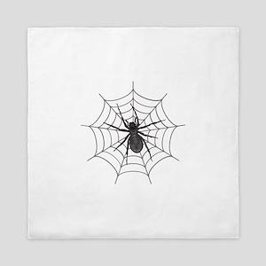 Spider Web Queen Duvet