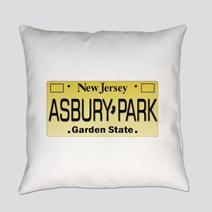 Asbury Park NJ Tag Giftware Everyday Pillow