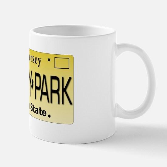 Asbury Park NJ Tag Giftware Mugs