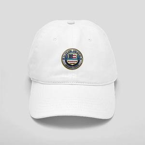Memorial Dallas Police Thin Blue Line Cap