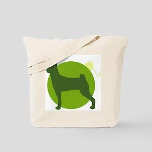 Basenji Ornament Tote Bag