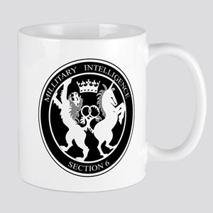 MI6 Logo Mugs