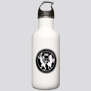 MI6 Logo Stainless Water Bottle 1.0L