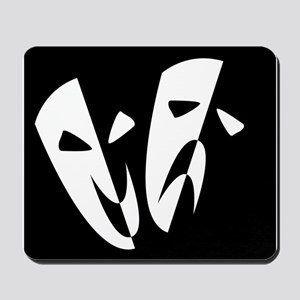 Stage Masks Mousepad