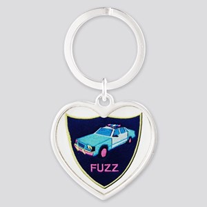 Fuzz The Police Keychains