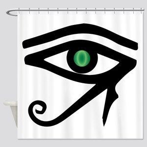 The Eye of Ra Shower Curtain