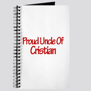 Proud Uncle of Cristian Journal