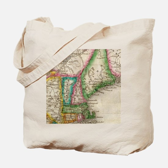 Cute New england Tote Bag