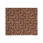 Brick Throw Blanket
