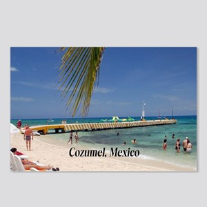 Cozumel Mexico Postcards (Package of 8)