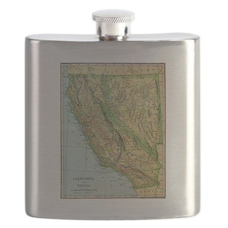Map Us Flasks Map Us Personalized Drinking Flasks Flask