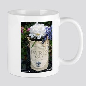 Paris Flower Market Mugs