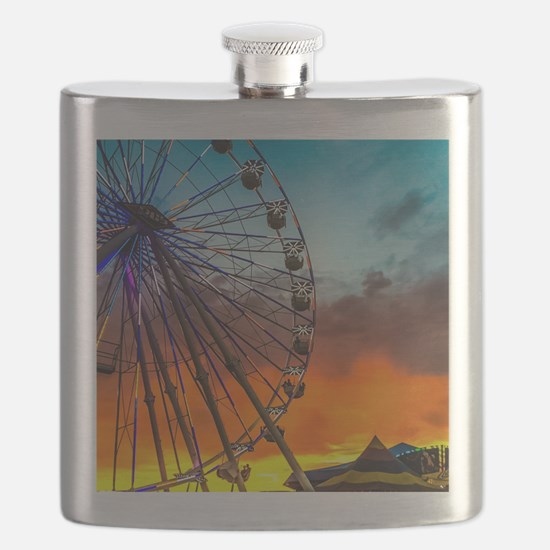 Del Mar Fair Flask