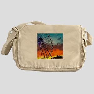 Del Mar Fair Messenger Bag