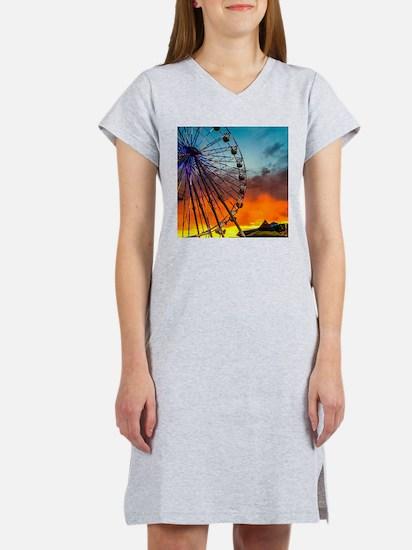 Del Mar Fair Women's Nightshirt
