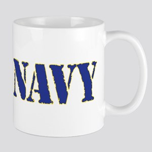 Go Navy Mugs