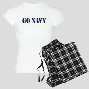 Go Navy Women's Light Pajamas