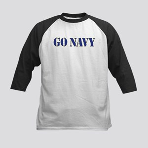 Go Navy Baseball Jersey