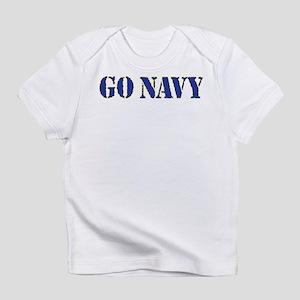 Go Navy Infant T-Shirt