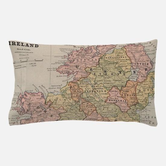 Cool Irish history Pillow Case