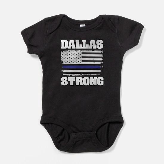 Dallas Strong Baby Bodysuit