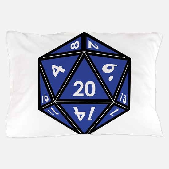 Funny Dungeons dragons Pillow Case