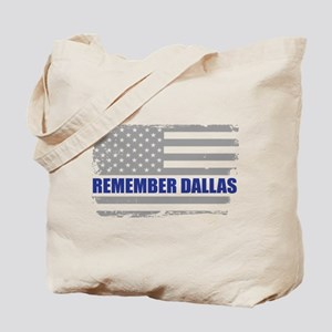 Remember Dallas Tote Bag